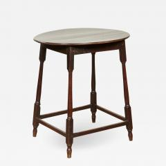 Early 18th Century English Oak Oval Table - 1955348