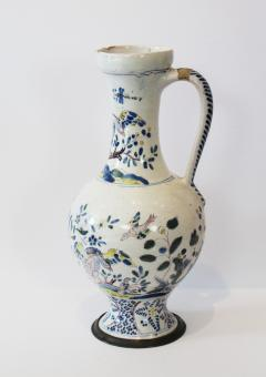 Early 18th Century German Faience Jug - 351338