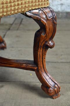 Early 18th Century Regence Northern French Flemish Oversized Armchair - 1300674