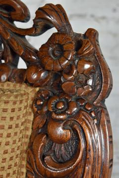 Early 18th Century Regence Northern French Flemish Oversized Armchair - 1300675