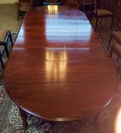 Early 19th Century American Cherry Extendable Dining Table - 1705717