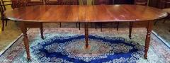 Early 19th Century American Cherry Extendable Dining Table - 1705718
