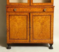 Early 19th Century Burr Oak Cabinet - 1821971