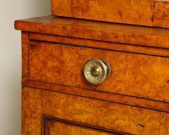 Early 19th Century Burr Oak Cabinet - 1821972