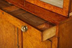 Early 19th Century Burr Oak Cabinet - 1821974