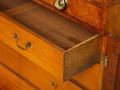 Early 19th Century Burr Oak Cabinet - 1821975