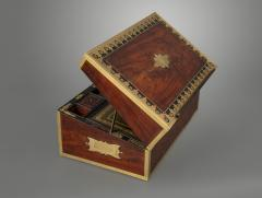 Early 19th Century Campaign Traveling Desk of Exceptional Quality - 1176908
