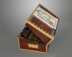 Early 19th Century Campaign Traveling Desk of Exceptional Quality - 1176913