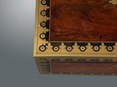 Early 19th Century Campaign Traveling Desk of Exceptional Quality - 1176914