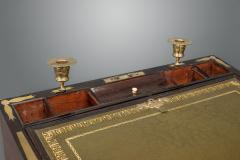 Early 19th Century Campaign Traveling Desk of Exceptional Quality - 1176916