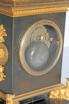 Early 19th Century French Clock with Putto - 1985982