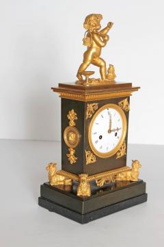Early 19th Century French Clock with Putto - 1985984