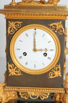 Early 19th Century French Clock with Putto - 1985986