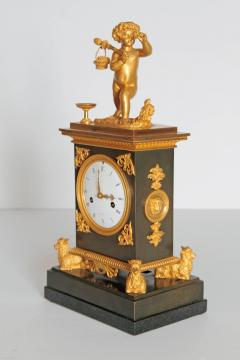 Early 19th Century French Clock with Putto - 1985989