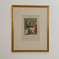 Early 19th Century French Political Engraving - 1776918