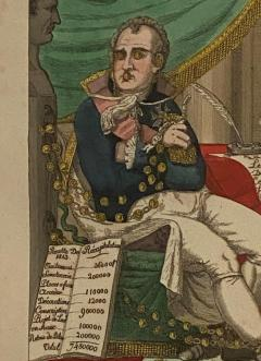 Early 19th Century French Political Engraving - 1776920