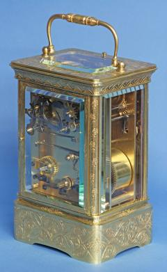 Early 19th Century Giant Petit Sonnerie Carriage Clock - 509422