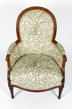 Early 19th Century Louis XVI Style Fauteuil Armchair Chair