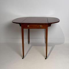 Early 19th Century Mahogany Pembroke - 1706858