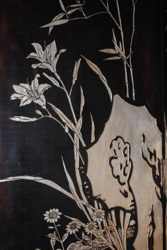Early 19th Century Manchurian Twelve Panel Screen - 1533928