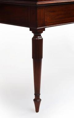 Early 19th Century Regency Mahogany Carlton House Desk circa 1820 - 426043