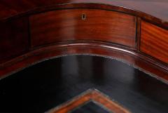 Early 19th Century Regency Mahogany Carlton House Desk circa 1820 - 426044