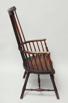 Early 19th Century Scottish Comb Back Windsor Armchair - 268758