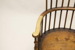 Early 19th Century Scottish Comb Back Windsor Armchair - 79830