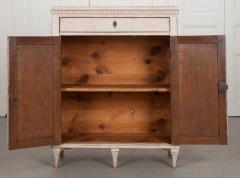 Early 19th Century Swedish Gustavian Painted Buffet - 537924