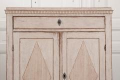 Early 19th Century Swedish Gustavian Painted Buffet - 537926
