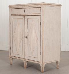 Early 19th Century Swedish Gustavian Painted Buffet - 537928
