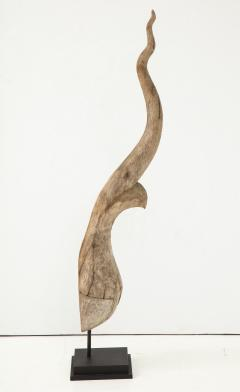 Early 19th Century Teak Roof Ornament Lucca and Co  - 909380