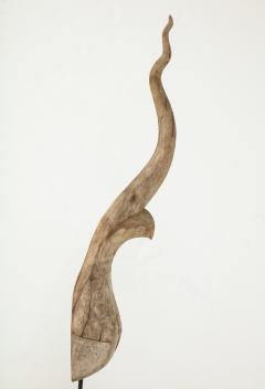 Early 19th Century Teak Roof Ornament Lucca and Co  - 909388