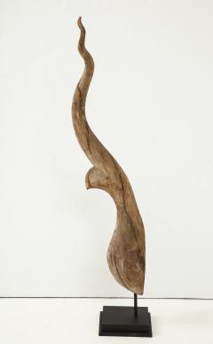 Early 19th Century Teak Roof Ornament Lucca and Co  - 909390