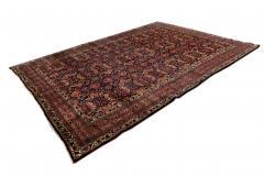 Early 20th Century Antique Bidjar Wool Rug - 1535346