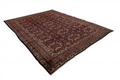 Early 20th Century Antique Bidjar Wool Rug - 1535347