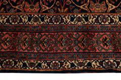 Early 20th Century Antique Bidjar Wool Rug - 1535349