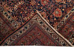 Early 20th Century Antique Bidjar Wool Rug - 1535351