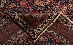 Early 20th Century Antique Bidjar Wool Rug - 1535352