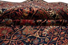 Early 20th Century Antique Bidjar Wool Rug - 1535353
