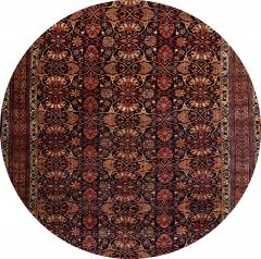 Early 20th Century Antique Bidjar Wool Rug - 1535354