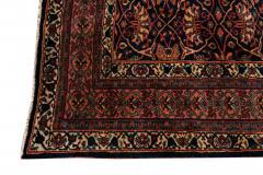 Early 20th Century Antique Bidjar Wool Rug - 1535355