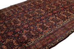 Early 20th Century Antique Bidjar Wool Rug - 1535356