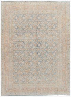 Early 20th Century Antique Tabriz Wool Rug - 1485746