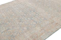 Early 20th Century Antique Tabriz Wool Rug - 1485749