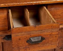Early 20th Century Bakers Cabinet with Winged Doors - 222279