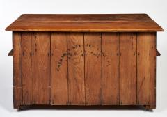 Early 20th Century Bakers Cabinet with Winged Doors - 222283