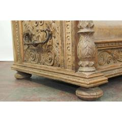 Early 20th Century European Leather Sofa - 1719737