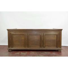 Early 20th Century European Leather Sofa - 1719744