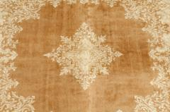 Early 20th Century Hand Knotted Silk Area Rug - 1169163